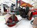 1898 Maschinenbaugesellschaft HN Dampfstrassenwalze pic2.JPG