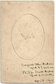 1909 Cabinet Card by Lock & Whitfield - reverse (6883373491).jpg