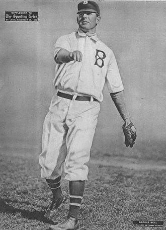 George Bell (pitcher) - Image: 1909 George Bell