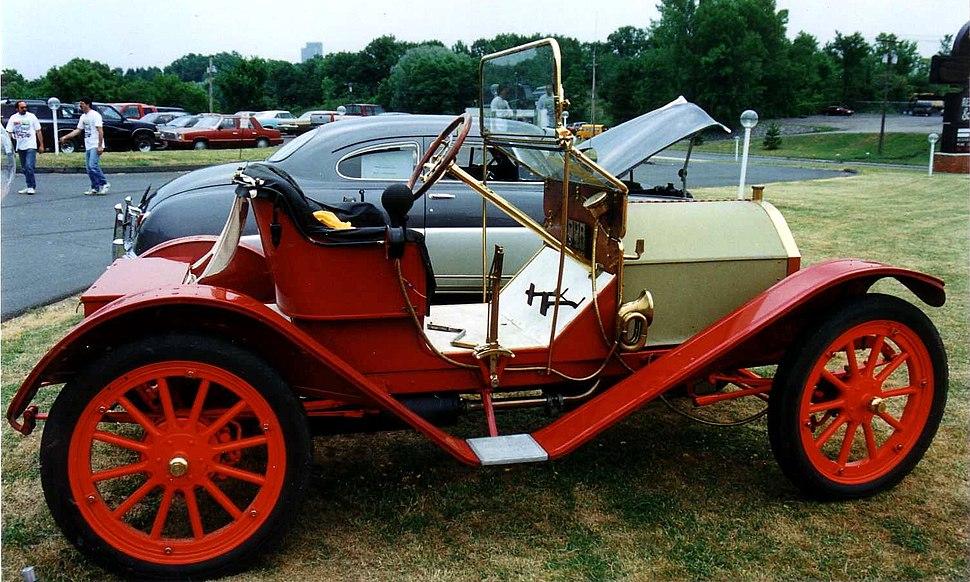 1910 Hudson Model 20 Roadster red ny