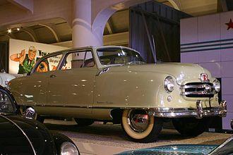 Nash Rambler - 1950 Nash Rambler Custom Landau Convertible Coupe