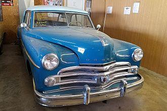 Dodge Coronet - 1950 Dodge Coronet