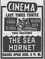 1952 - The Cinema Theater Ad - 13 Jan MC - Allentown PA.jpg