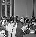 1957 Visite du ministre de l'agriculture Mr ANDRE DULIN au CNRZ-55-cliche Jean Joseph Weber.jpg
