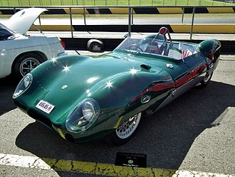 1958 World Sportscar Championship - Lotus placed fourth with the Lotus Eleven.