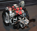 1961 Toyota U Type engine front.jpg