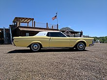 Amazing Lincoln Continental Mark Iii Wikipedia Wiring Digital Resources Llinedefiancerspsorg
