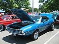 1972 AMC Javelin blue NC-fl.jpg