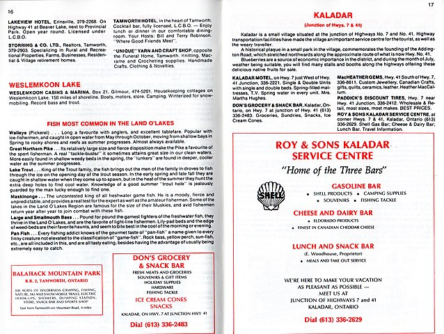 File:1977-78 Land O' Lakes Vacation Guide - Kaladar (15136869916
