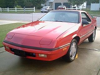Dodge Daytona Motor vehicle