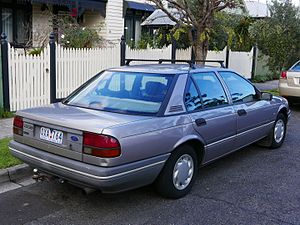 Ford ce14 platform wikivividly ford falcon ea image 1991 ford falcon ea ii gl fandeluxe Choice Image