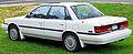 1991 Toyota Camry V6 VZV21 rear left (US).jpg