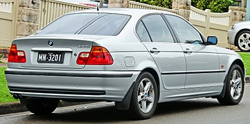BMW 3 Series E46  Wikipedia