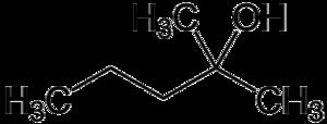2-Methyl-2-pentanol - Image: 2 methyl 2 pentanol