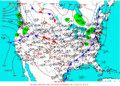 2003-03-26 Surface Weather Map NOAA.png