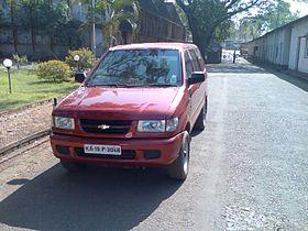 chevrolet tavera wikipedia rh en wikipedia org Chevrolet Truck Wiring Diagrams Chevrolet Wiring Diagram Color Code