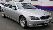 BMW Series Wikipedia - 2009 bmw 745li