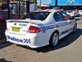 2005 Ford BA Mk II Falcon XR8 - NSW Police (5497935545).jpg