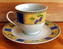 Una tazza da tè