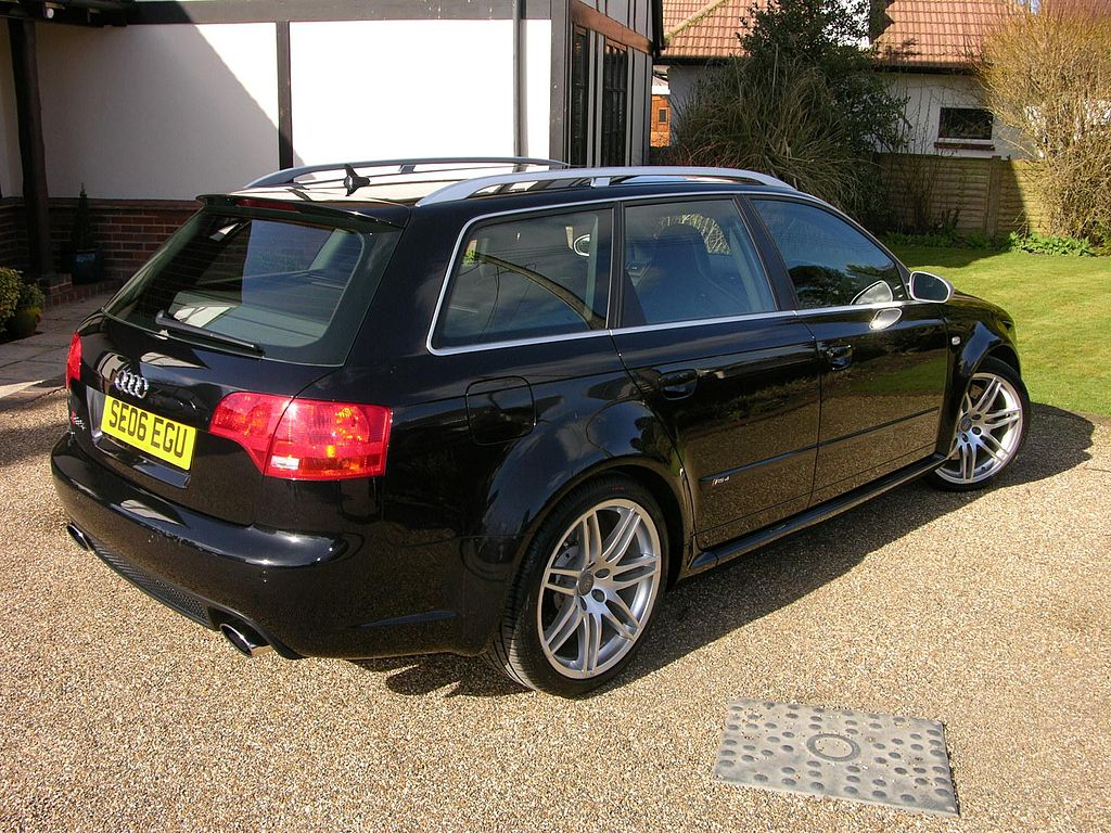 file 2006 audi rs4 avant flickr the car spy 14 jpg wikimedia commons. Black Bedroom Furniture Sets. Home Design Ideas