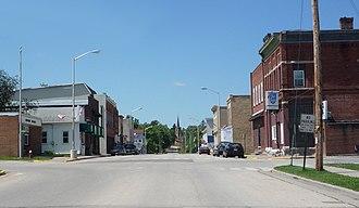Wittenberg, Wisconsin - Wittenberg