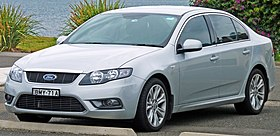 2009-2010 Ford FG G6 Limited Edition sedan 01.jpg