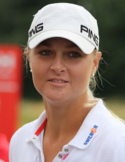 2009 Women's British Open - Anna Nordqvist (9).jpg
