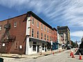 200 block of Park Avenue (west side), Baltimore, MD 21201 (34608145304).jpg