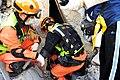 2010년 중앙119구조단 아이티 지진 국제출동100118 중앙은행 수색재개 및 기숙사 수색활동 (155).jpg