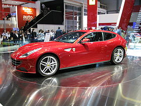 image illustrative de l'article Ferrari FF