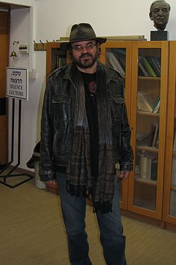 2011.03.24 Christos Papadimitriou in the Hebrew University.jpg