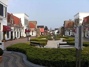Batavia Stad Fashion Outlet - Image: 20110417 Lelystad; Bataviastad 04 street