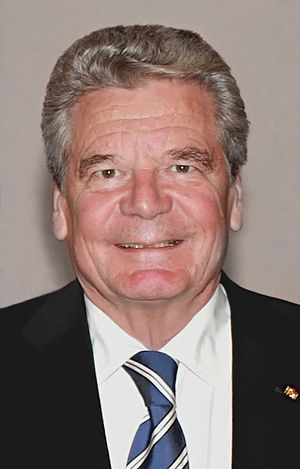 2013 in Germany - Joachim Gauck