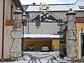 2012.01.15 - Weyer41 - Toranlage der ehem. Poststation, Oberer Markt 7 - 01.jpg