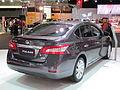 2012 Nissan Pulsar (B17) Ti sedan (2012-10-26) 02.jpg