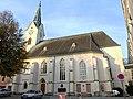 2013.10.19 - Ybbs an der Donau - Pfarrkirche hl. Laurentius - 02.jpg