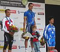 2013 European Mountain Bike Championships podium.JPG