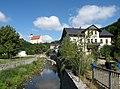 20140624040DR Tharandt Bergkirche + Deutsches Haus 04.jpg