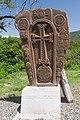 2014 Górski Karabach, Klasztor Gandzasar (36).jpg