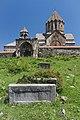 2014 Górski Karabach, Klasztor Gandzasar (41).jpg