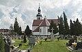 2014 Kamienica, kościół św. Jerzego 04.JPG