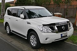 Nissan Patrol — Вікіпедія