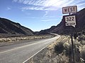 2015-01-15 13 11 40 View west from the east end of Nevada State Route 322 at Spring Valley State Park, Nevada.JPG