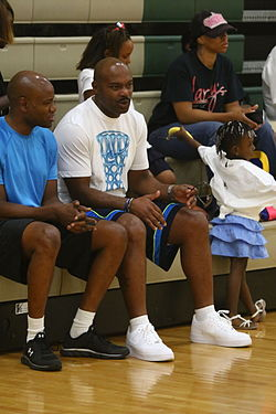 20150902 Quest Multisport clinic Tim Hardaway.JPG