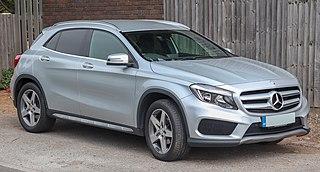 German crossover SUV