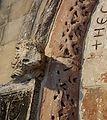 2016-Maastricht, St-Servaasbasiliek, oostelijke kruisgang, romaans portaal 02.jpg