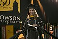2016 Commencement at Towson IMG 0221 (26841462930).jpg