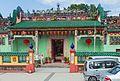 2016 Kuala Lumpur, Świątynia Chan She Shu Yuen (31).jpg