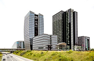 Crowne Plaza Copenhagen Towers - Image: 20170811 Copenhagen Towers Orestad N8B0043 (36597688516)