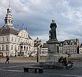 2017 Maastricht, Markt, Stadhuis 3 (cropped).jpg